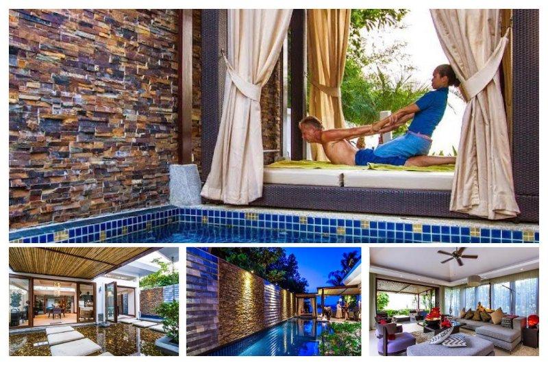 Bang Por 3014 - Luxury Beachfront and Chef Service - Image 1 - Mae Nam - rentals