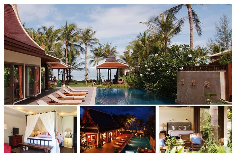 Lipa Noi 4147 -Luxury Beachfront with Chef Service - Image 1 - Lipa Noi - rentals