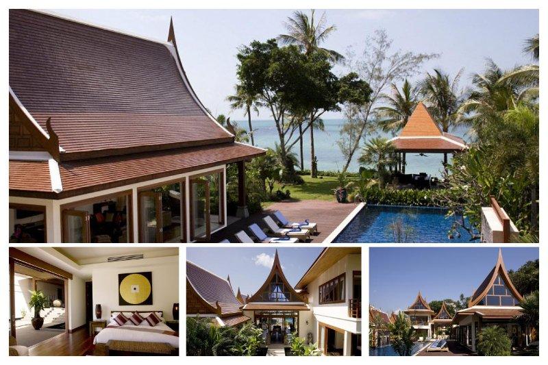 Lipa Noi 4179 -Luxury Beachfront with Chef Service - Image 1 - Lipa Noi - rentals