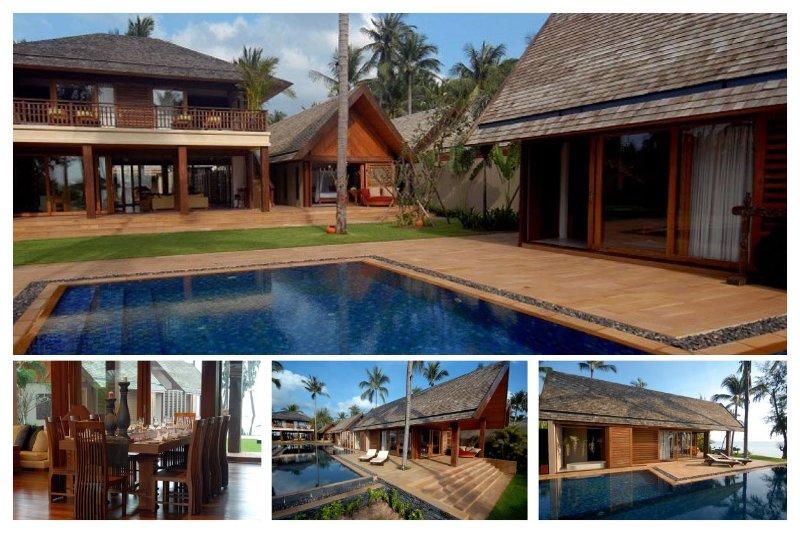 Lipa Noi 4018 -Luxury Beachfront With Chef Service - Image 1 - Lipa Noi - rentals