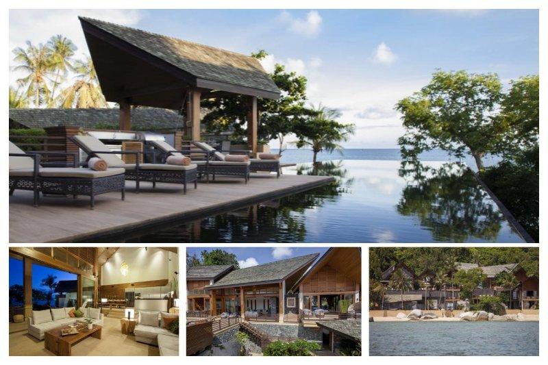 4040 - BEACHFRONT LUXURY WITH CHEF SERVICE - Image 1 - Lamai Beach - rentals