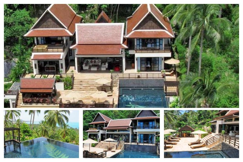 Chaweng 3108 - Infinity-Edge Pool And Chef Service - Image 1 - Lamai Beach - rentals