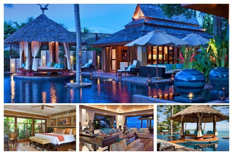 Bangrak 5049 - Luxury Beachfront With Chef Service - Image 1 - Bophut - rentals