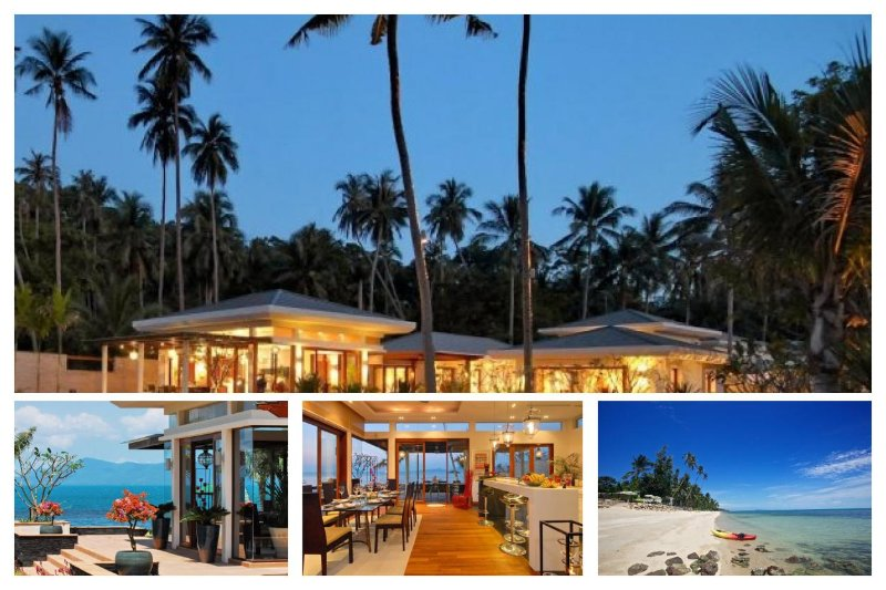 3003 - BEACHFRONT LUXURY WITH CHEF SERVICE - Image 1 - Mae Nam - rentals