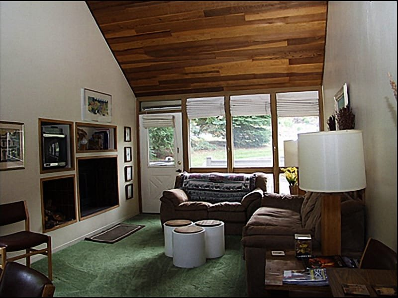 Living Room - Spacious yet Cozy - Close to Everything - Sunny and Open Layout (1113) - Park City - rentals
