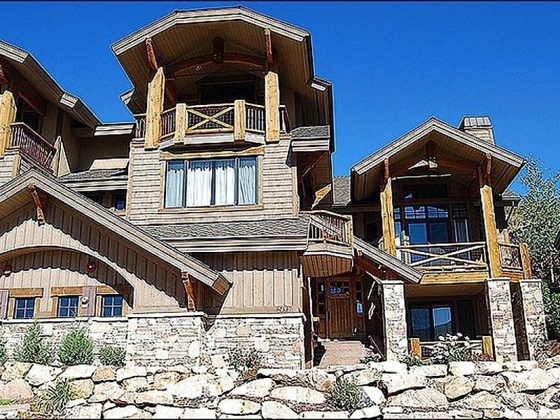 Luxury Townhome - Luxury Townhome - Mountain Views (11804) - Park City - rentals