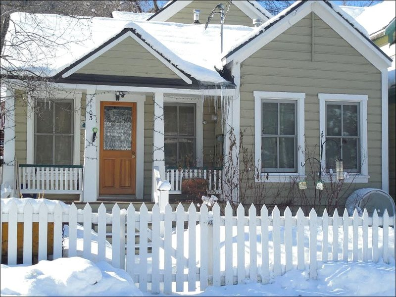 Lovely Home Exterior - Great for the Sundance Film Festival - Comfortable, Cozy Home (1210) - Park City - rentals