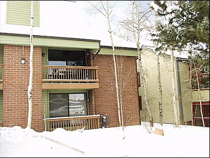 Exterior View of Condo - Completely Remodeled  - Centrally Located (1455) - Park City - rentals
