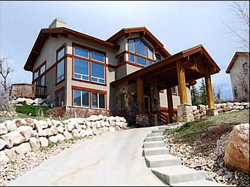 Deer Valley Luxury Home - Breathtaking Views - Spacious Living Areas (24421) - Park City - rentals