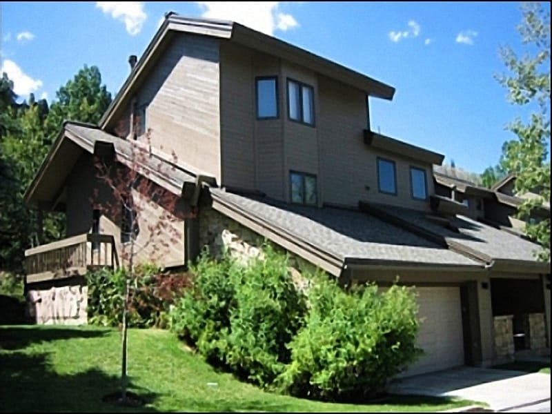 Deer Valley Condo - Beautiful Mountain Home  - Recently Remodeled Town Home (24463) - Park City - rentals