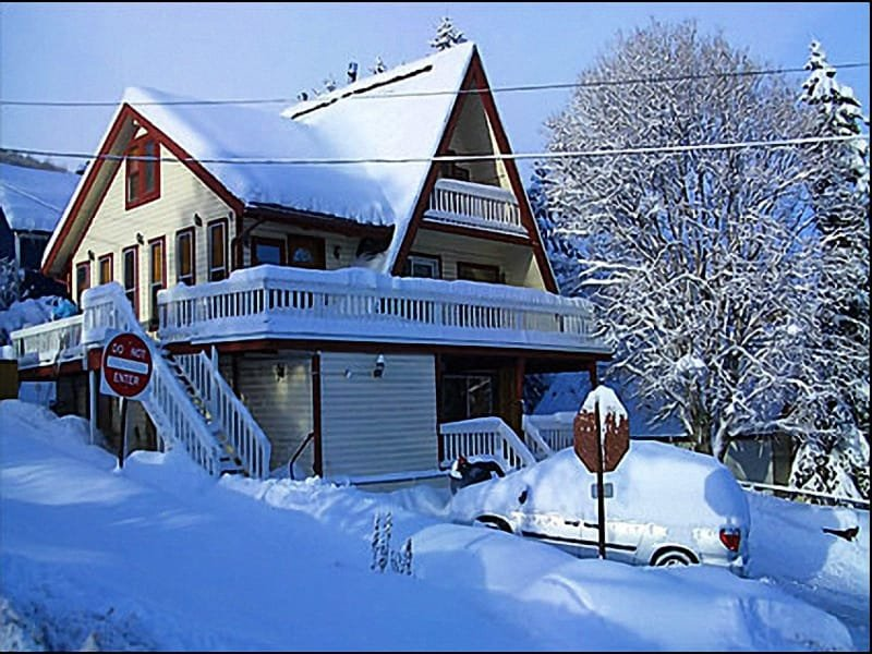 Private Apt under Main Home.(Main Home for rental also) - Perfect for a Small Group - Upper Two Bedroom Apartment Also Available (24577) - Park City - rentals