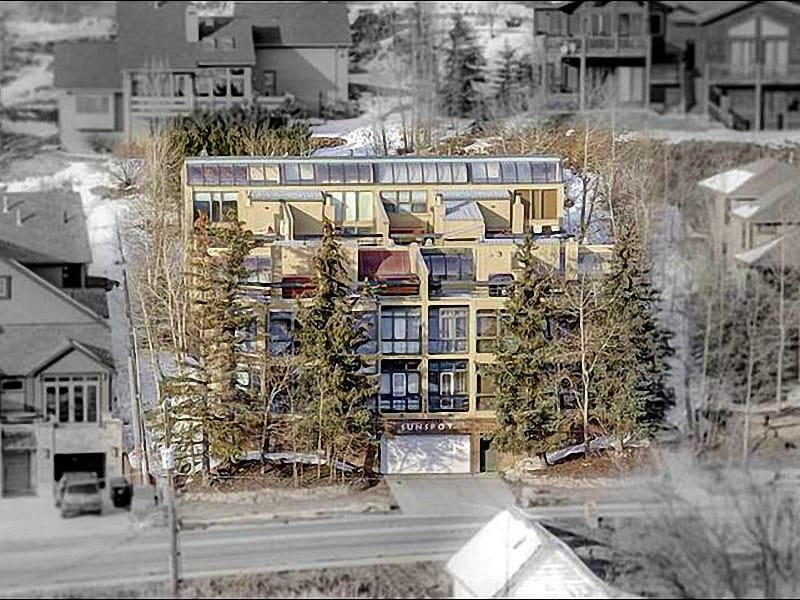 Sun Spot Condos - Perfect Location - On Deer Valley Drive (24620) - Park City - rentals
