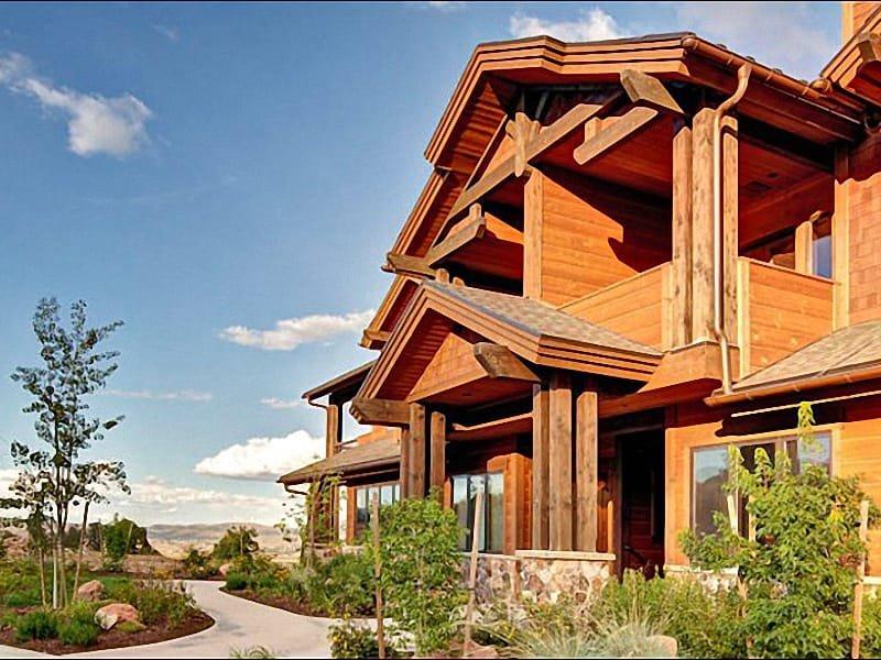 Juniper Landing Condominiums - Close to the Free Shuttle - Stunning Ski Area Views (24702) - Park City - rentals