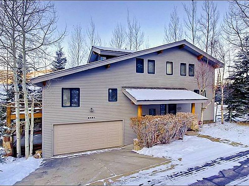 Spacious Home - Perfect for Groups or Families - Comfortable, Spacious Accommodations - Beautiful Snow Park Views (24711) - Park City - rentals