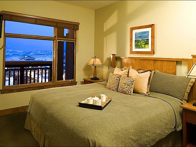 Bedroom - Representative Unit - Fantastic Amenities - Wonderful Accommodations (24721) - Park City - rentals