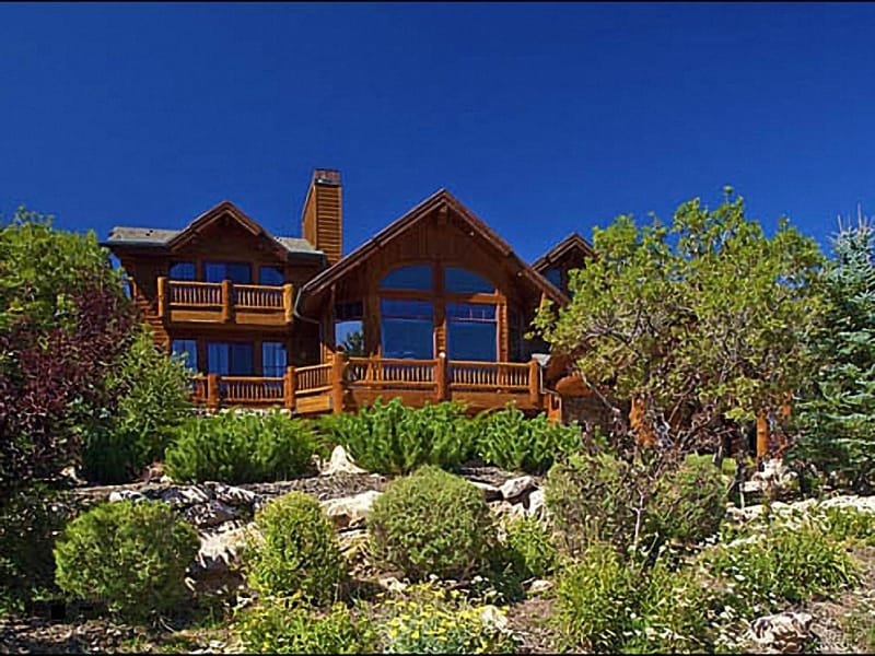 This Beautiful Home is Located Near Deer Valley Resort & has Amazing Mountain Views - Luxurious First Class Amenities - Beautiful Views (24790) - Park City - rentals