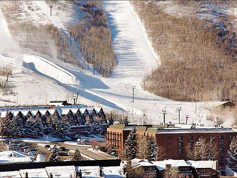 Enjoy the Amazing Views at Shadow Ridge Resort - Beautiful Mountain Setting - Complementary Shuttle Service (25427) - Park City - rentals