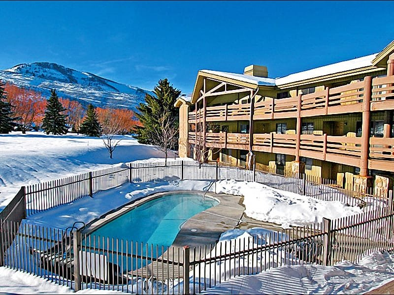 All Seasons Condominiums is Located at the Base of Beautiful Park City Mountain Resort - Slopeside Convenience - On Free Bus Route (24850) - Park City - rentals