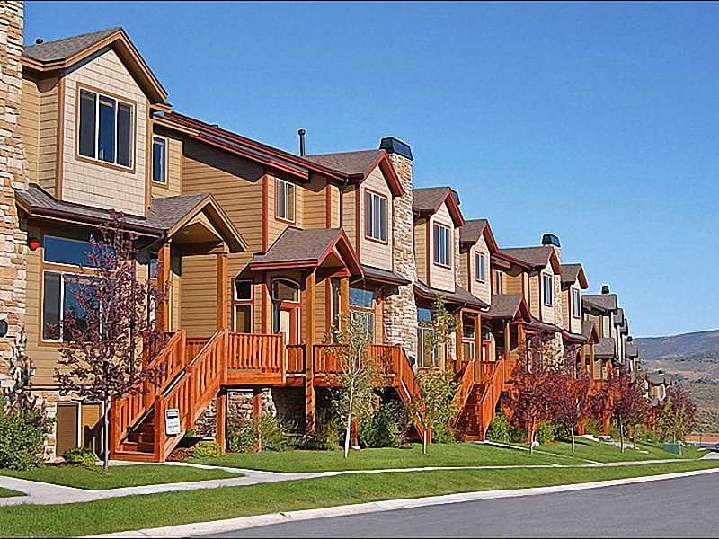 The Bear Hollow Village Townhomes are Tasteful and Affordable - Pristine Mountain Scenery - Tasteful & Modern Furnishings (24859) - Park City - rentals