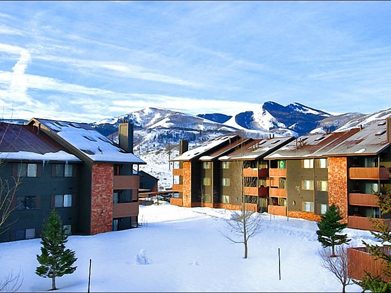 The PowderWood Resort Combines Natural Beauty With Modern Luxury - On Free Citywide Bus Route - Beautiful Mountain Views (24883) - Park City - rentals