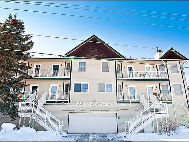 Powder Ridge Condominiums - Centrally Located & Spacious Vacation Condo - One Block from the Shuttle (24963) - Park City - rentals