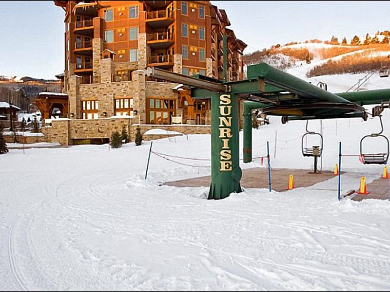 Located Right at the Base of the Sunrise Ski Lift - Brand New, Luxury Accommodations - Unparalleled Location (24981) - Park City - rentals