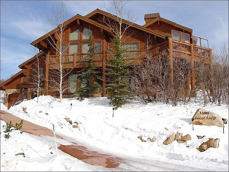 Stunning Luxury Home with a Heated Driveway - Opulent & Spacious Home with Custom Finishes - Unobstructed Sunset & Valley Views (25068) - Park City - rentals