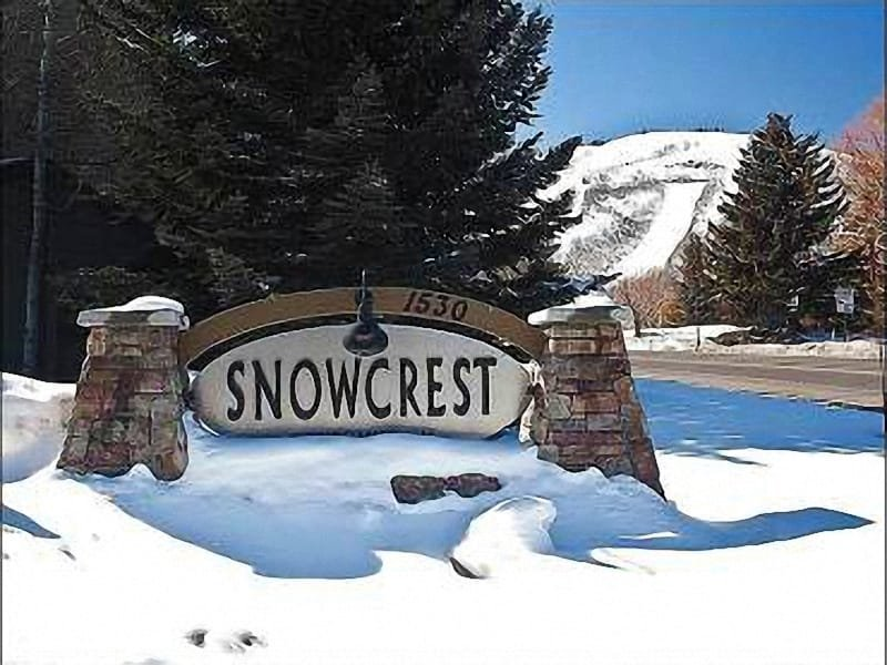 Exterior Entrance - Beautiful Vacation Condo - One Block from the Shuttle Stop (25126) - Park City - rentals
