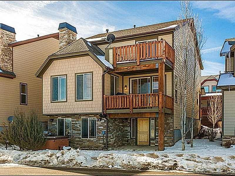 Home Exterior - Beautiful Mountain Views - Hardwood Floors and Luxury Finishes (25222) - Park City - rentals