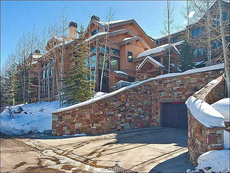 Portico Townhouses - Beautiful Stone & Wood Finishes Throughout - Cozy & Inviting (25242) - Park City - rentals