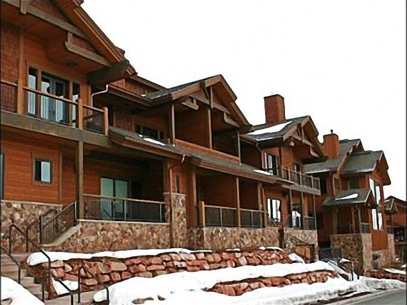 Exterior View - Hot Tub - Gas Fireplaces in Bedrooms (25311) - Park City - rentals