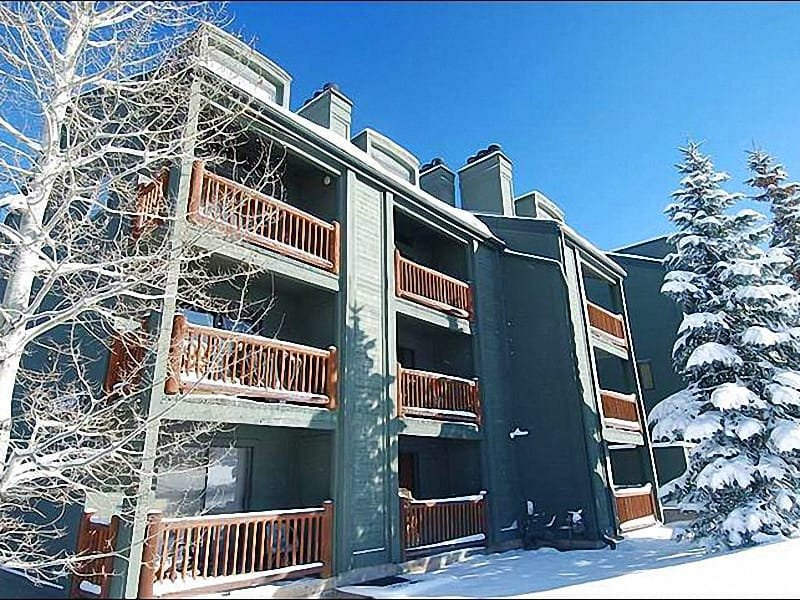 Exterior View - Take just a Short Drive to Main Street - Private Outdoor Hot Tub (25391) - Park City - rentals