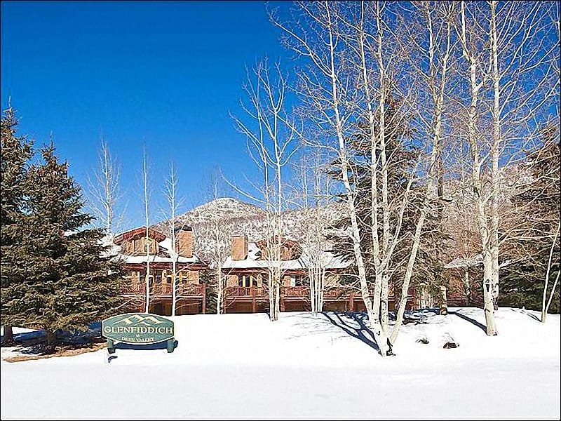 Exterior View - Beautiful Scenic Views - Private Hot Tub (25398) - Park City - rentals