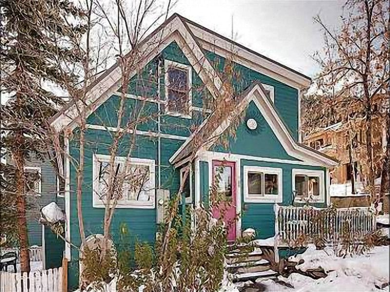 Winter Exterior - Private WiFi - Wood Burning Fireplace (25405) - Park City - rentals