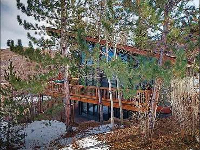 Exterior View - Just a Short Walk to Dining and Shopping - Private Hot Tub (25455) - Park City - rentals