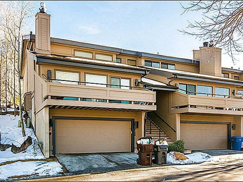 Lovely Condo Exterior - Mountain Views from Balcony - Spacious and Comfortable Interior (25481) - Park City - rentals