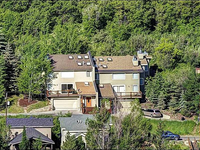 Wonderful Home for Two Families - Spacious & Centrally Located Home - Wonderful Views (25578) - Park City - rentals