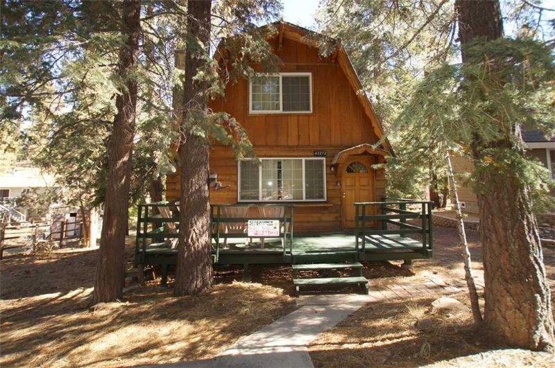Alpine Haus - Image 1 - City of Big Bear Lake - rentals