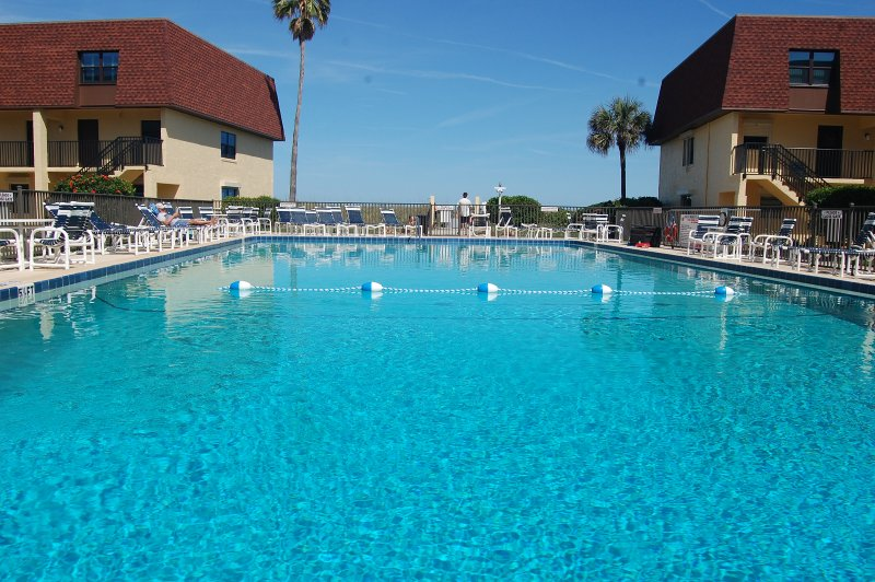 117 Cocoa Beach Club--Direct Oceanfront Nr Pier - Image 1 - Cocoa Beach - rentals