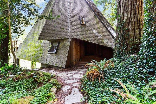 Pyramid House, Unique Architecture in Monte Rio - Pyramid House - Monte Rio - rentals