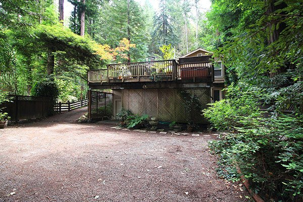 Redwood Rendezvous, Walk to Town and Russian River - Redwood Rendezvous - Guerneville - rentals