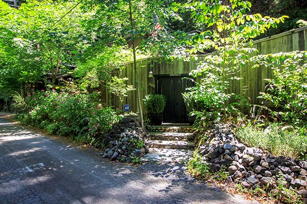 The Knot Hole, Cazadero Hideaway on East Austin Creek - The Knot Hole - Cazadero - rentals