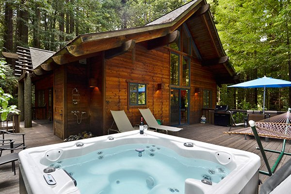 Austin Creekside Retreat, Cazadero Home, Redwoods and Creek - Austin Creekside Retreat - Cazadero - rentals