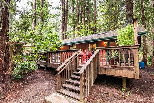 Hearthside Cabin, Vacation Rental on Austin Creek - Hearthside Cabin - Cazadero - rentals