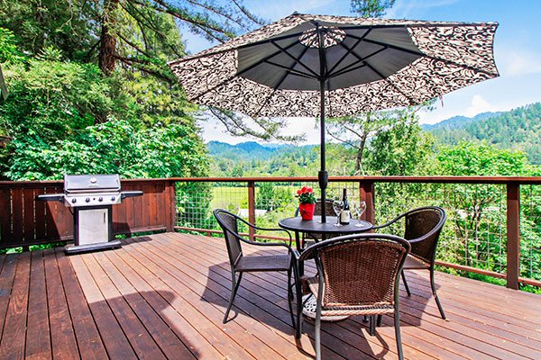 Redwood Lane Retreat, Vineyard Views, Guerneville Rental - Redwood Lane Retreat - Guerneville - rentals