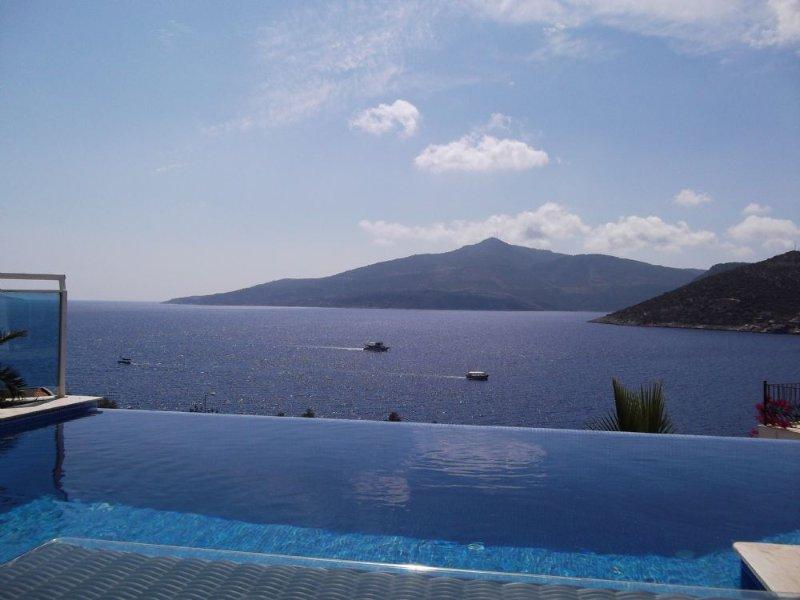 Mercan Villa - Image 1 - Kalkan - rentals