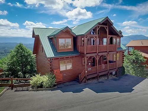 Mountaintop Lodge - Image 1 - Sevierville - rentals