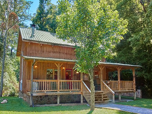 Peaceful Retreat - Image 1 - Pigeon Forge - rentals