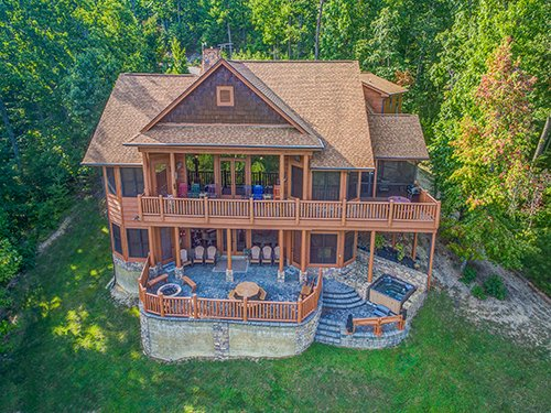 Five Bears Mountain View Lodge - Image 1 - Sevierville - rentals