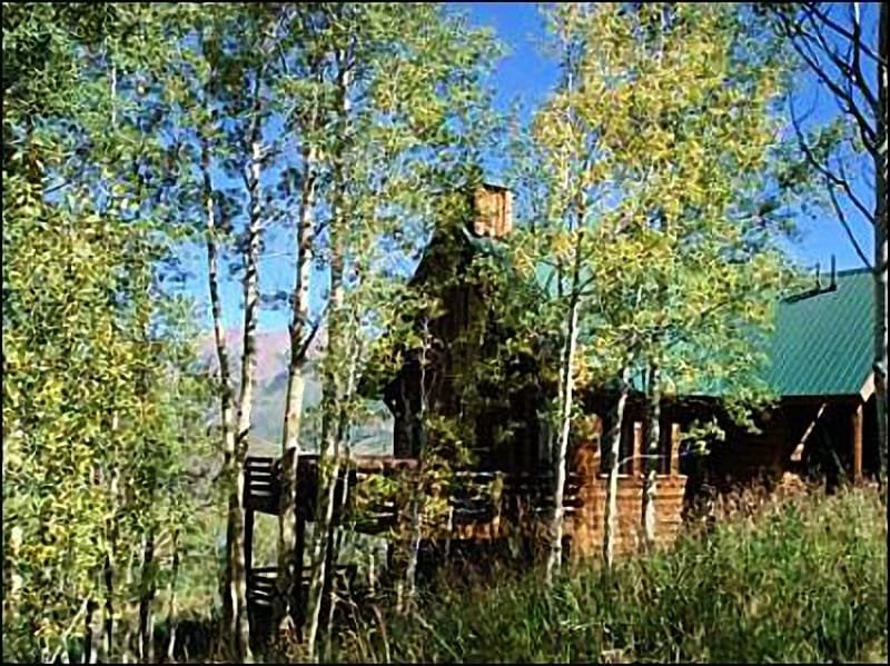 Breathtaking Home With Outstanding Views - Stunning Home on a Secluded Mountain - Intimate Layout With Contemporary Conveniences (1002) - Crested Butte - rentals